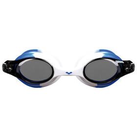 arena X-Lite Goggles Kinder blue white-smoke